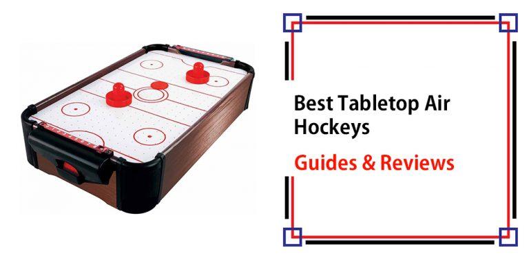 Best Tabletop Air Hockeys