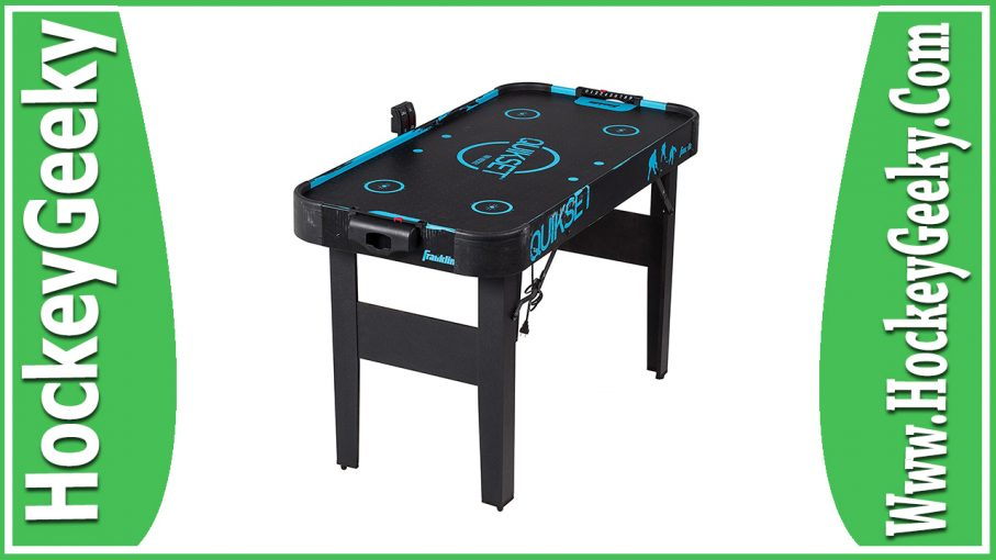 Franklin Sports Quikset Air Hockey Table Review