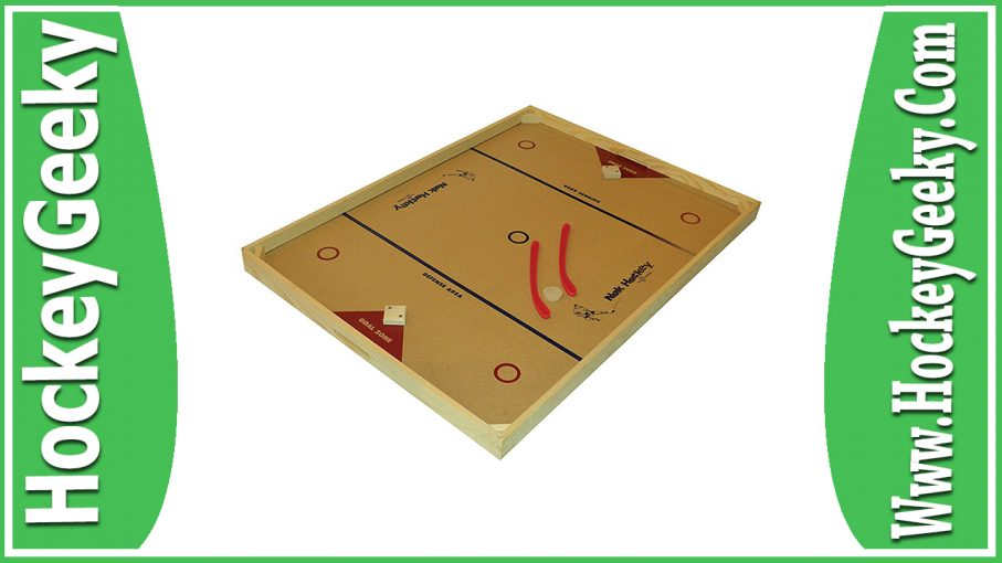 Carrom 20.01 Nok-Hockey Game Review