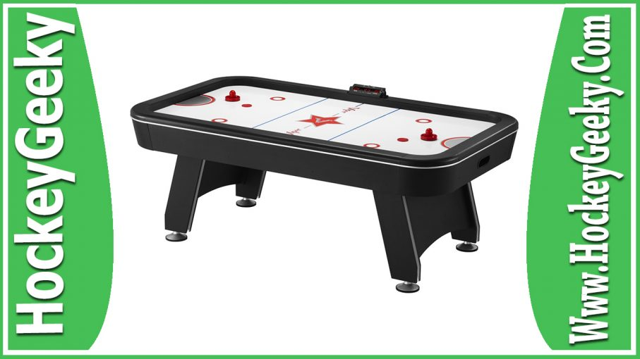 Viper Arctic Ice 7-Foot Air Hockey Game Table Review