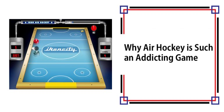 Air Hockey Addicting Game