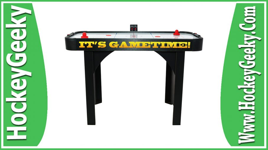 Sunnydaze 48 Inch Air Hockey Table Review