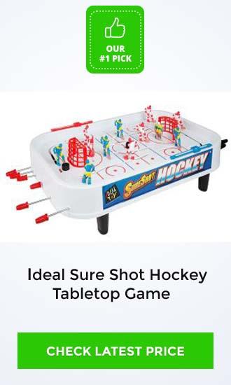Best Bubble Hockey Tables
