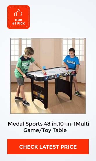 Delightful Best Multi Game Tables