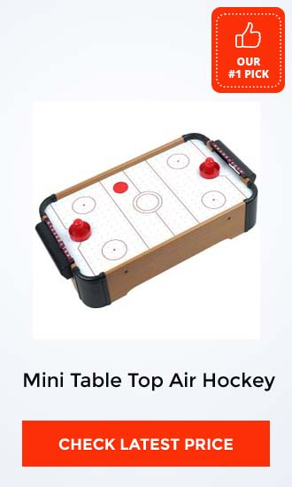 Best Mini Air Hockey Tables
