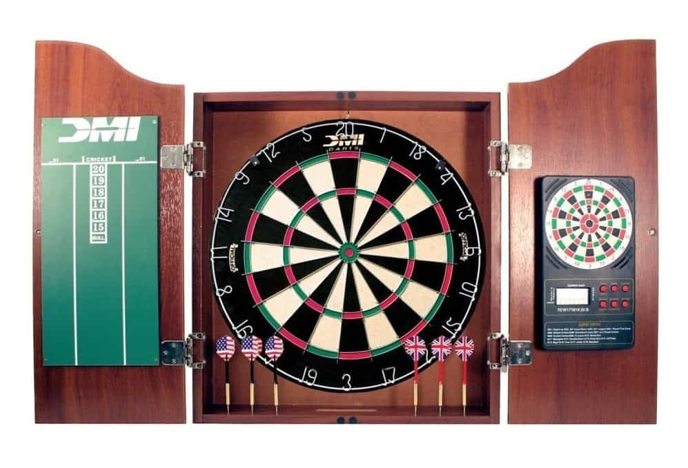 Top 12 Best Dart Board Cabinets Excellent Selections In 2020