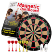 Fun-Adams-Magnetic-Dartboard-16-inch-with-Safe-Precision-Darts