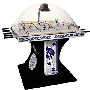 ICE-Super-Chexx-Non-Coin-Deluxe-Home-Bubble-Hockey-Table