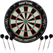 Viper-Shot-King-Sisal-Bristle-Steel-Tip-Dartboard-