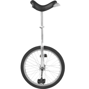Fun-20-Inch-Wheel-Chrome-Unicycle-with-Alloy-Rim
