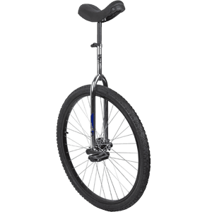 Sun-28-Inch-Classic-Chrome-Black-Unicycle