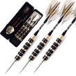CUESOUL-20-23-26-Grams-Steel-Tip-Darts-Black-Coating-brass-Barrels
