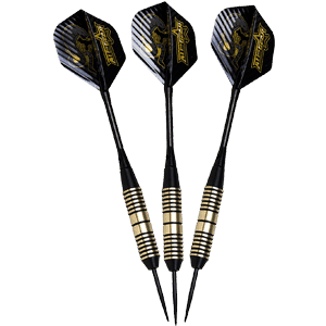 Darts-By-All-In-Gear-King-Cobra-Strikes-Dart-Set