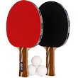 Duplex-6-Star-Ping-Pong-Paddle-Set-of-2-Table-Tennis-Rackets-with-3-Balls