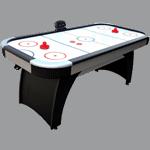 Hathaway Silverstreak 6 Air Hockey Table