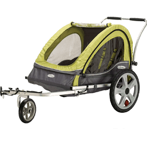 InStep-Sierra-Double-Bicycle-Trailer-