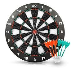 Soft Tip Safety Darts and Dart Board