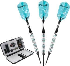 Viper Diamond 90 Tungsten Soft Tip Darts