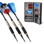 W.M Darts Nice Packing Gift Box Darts Set